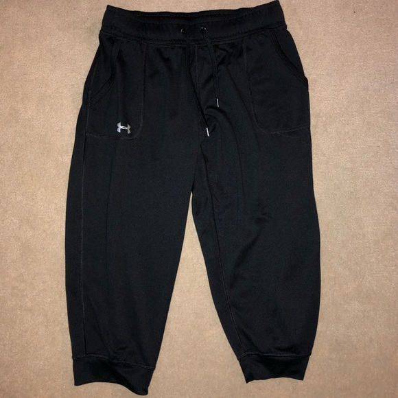 shop for exceptional range of styles new style Under Armour black joggers